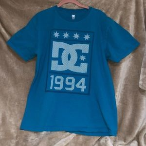 DC men's TShirt